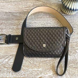 Vince Camuto Quilted Belt Bag